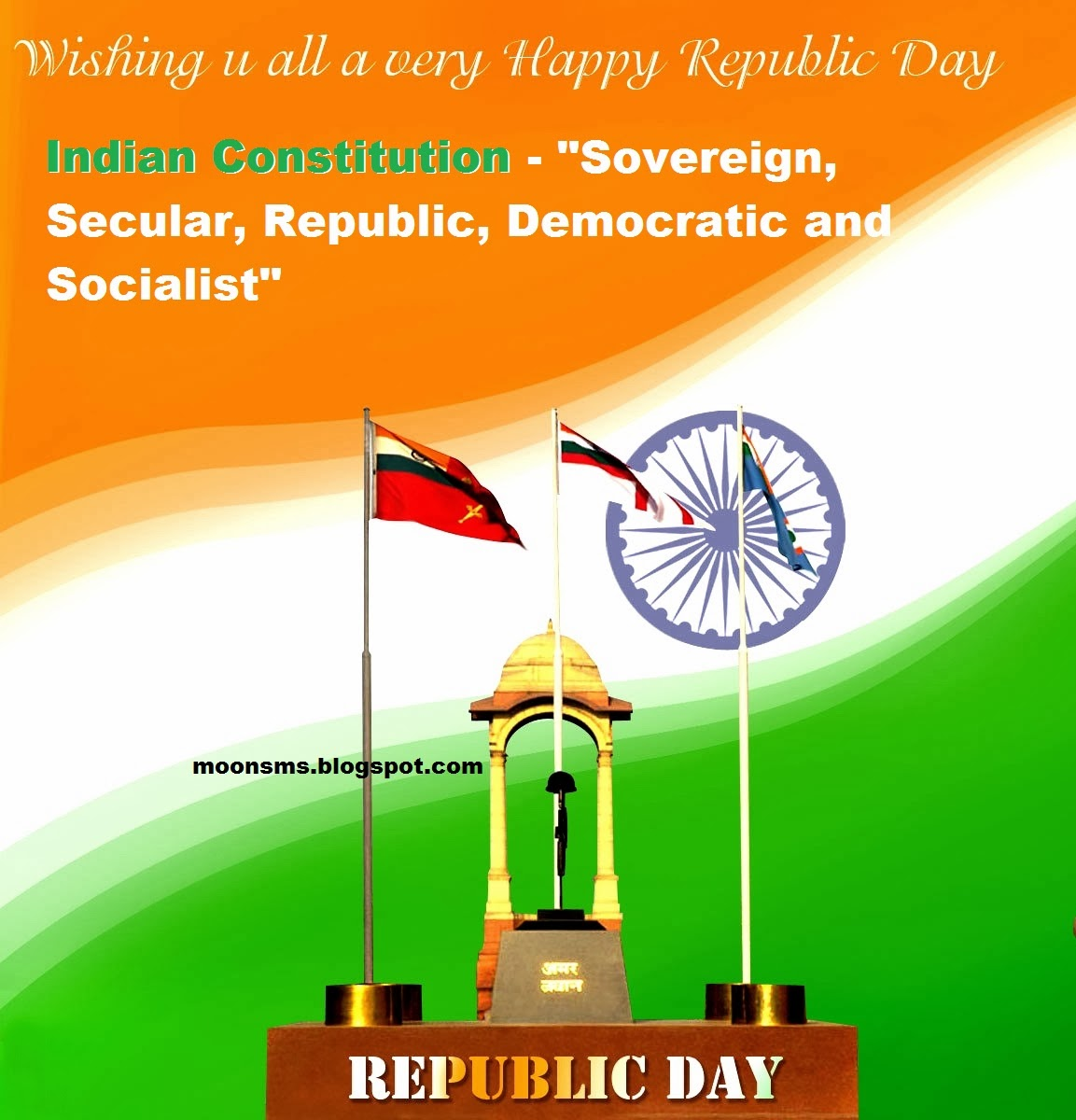 Christian post moonsms happy republic day 2014 happy 26 january happy republic day 2014 happy 26 january india sms text message wishes quotes in english hindi m4hsunfo
