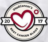 I Had Cancer Best Cancer Blog 2017 - Advocacy & Awareness