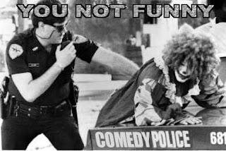 Stand-up comedy, bad jokes, Steven Scaffardi,