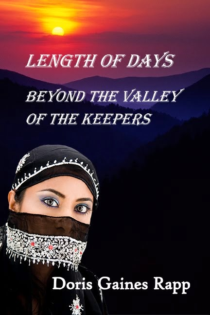 Length of Days - Beyond the Valley of the Keepers - 2nd in the trilogy