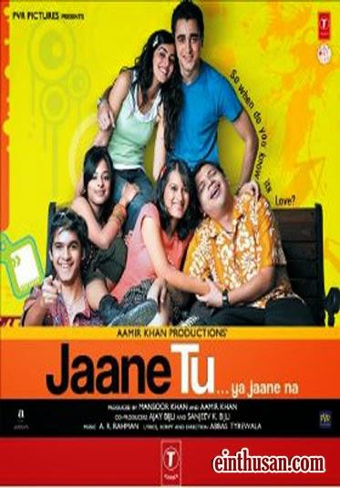 Jaane Tu… Ya Jaane Na 2008 Hindi BRRip 480p 400mb ESub