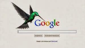 Algoritma Google Terbaru Hummingbird