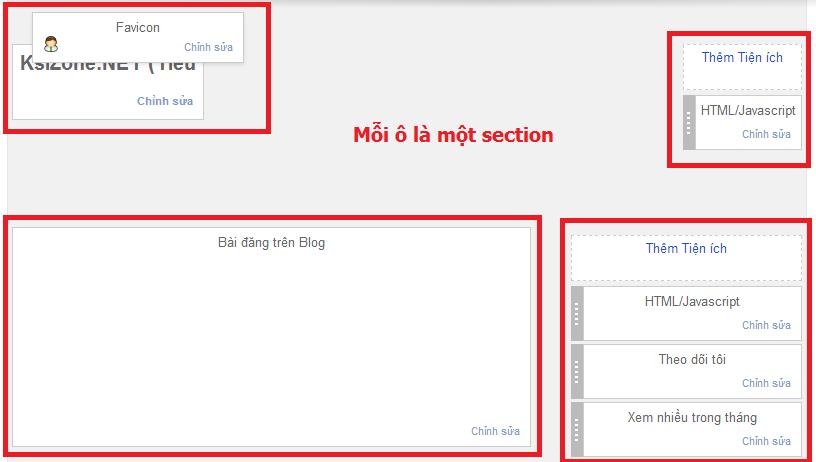 Hướng dẫn thiết kế template Blogger cơ bản
