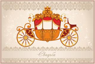 картинки свадебная карета
