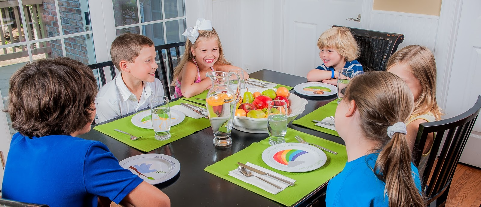 #FruitfulKids #kidsplates