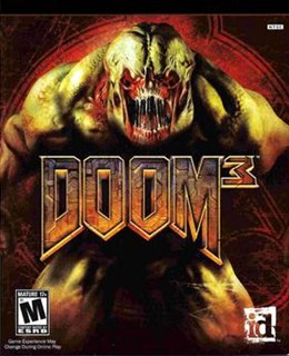 DOOM 3 PC Box