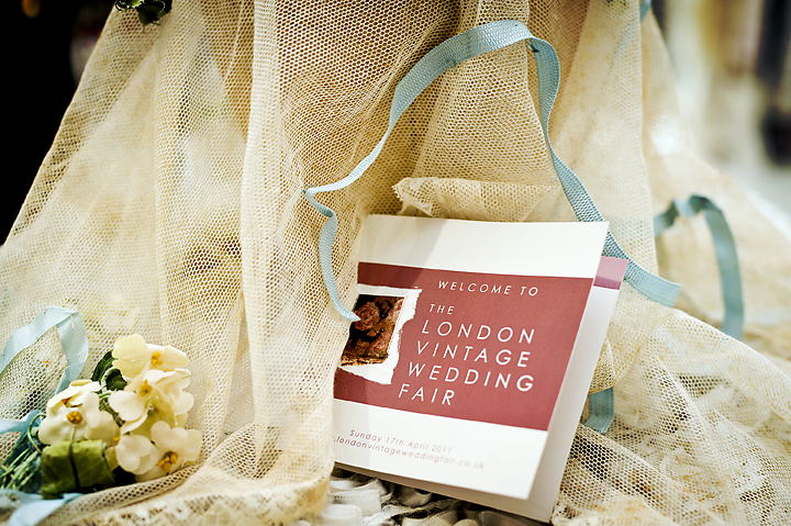 TODAYS THE DAY WHEN BEST VINTAGE DEALERS IN UK GATHER AT LONDON WEDDING FAIR