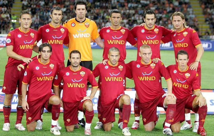 Skuad AS Roma