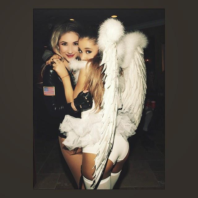Ariana Grande es un ángel