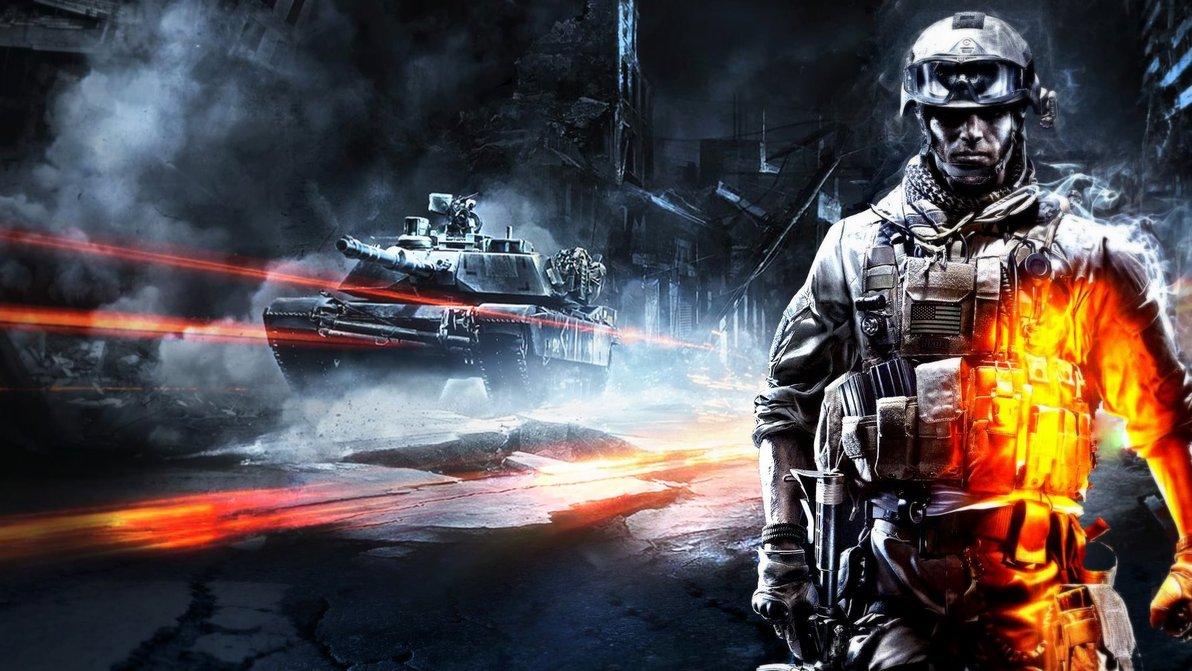 Battlefield 3 X Modern Warfare