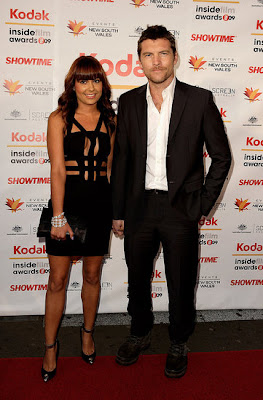 Sam Worthington Girlfriend