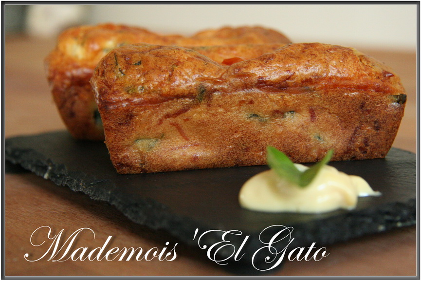 mademois 39 el gato cake d 39 t courgette feta oignons. Black Bedroom Furniture Sets. Home Design Ideas