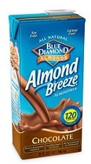 chocolate almond breeze
