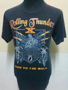 Vtg Rolling Thunder
