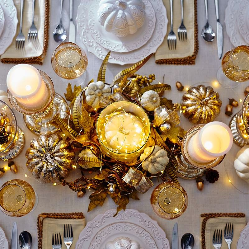 Design addict mom 15 thanksgiving table ideas for Table 52 thanksgiving