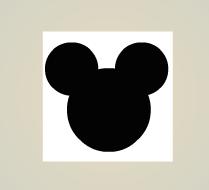 No Problem!Be Happy!: Майка с Микки Маусом