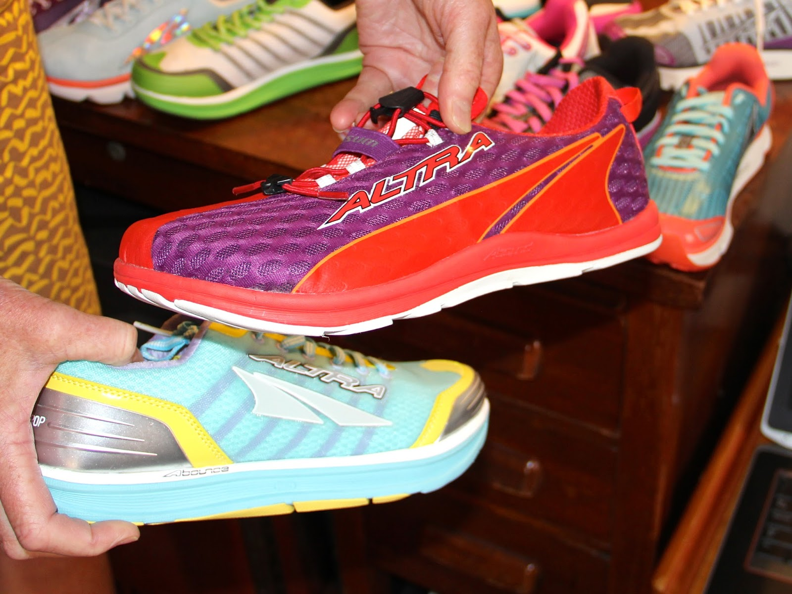 Running shoes that are unique- for neutral, stability, trail and everyday  jaunts…are getting popular, ...