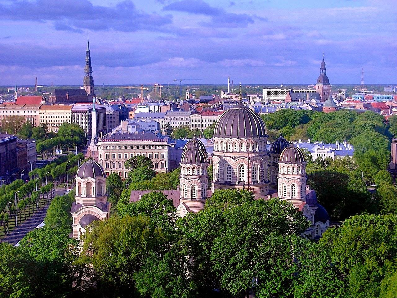 to do in Riga