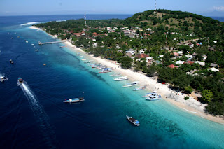 Paradise Island are Gili Islands, lombok, gili island, gili air, gili trawangan, gili meno, indonesia, amriholiday, Beautiful Holiday Destinations