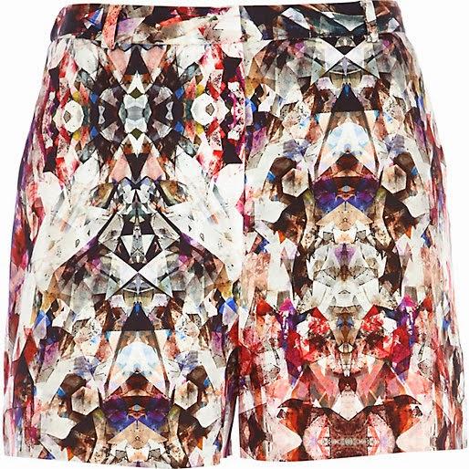 kaleidoscope shorts