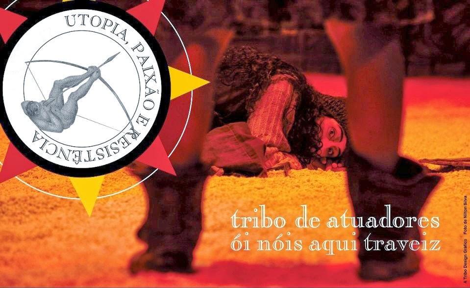 Tribo de Atuadores Ói Nóis Aqui Traveiz