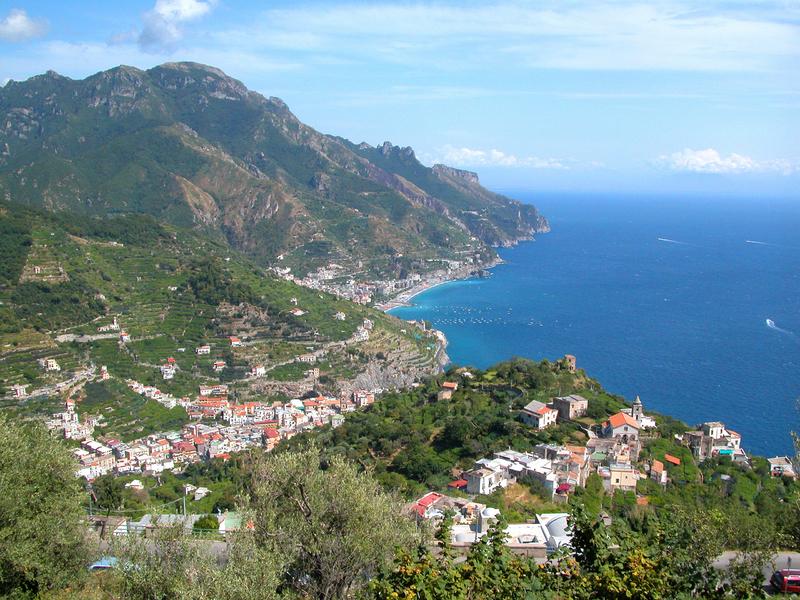 Ravello Italian Best Destination For Vacations World