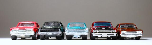 Especial Anos 1960: Os Muscle Car