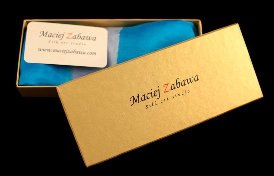 Maciej Zabawa - Silk Art Studio