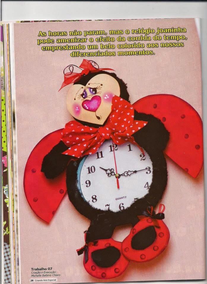 Foamyideas c mo hacer un hermoso reloj para tu cocina - Hacer un reloj de pared ...