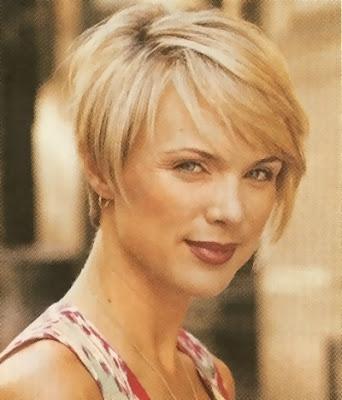 Hairsstyle Short Hairstyles Fine Hair