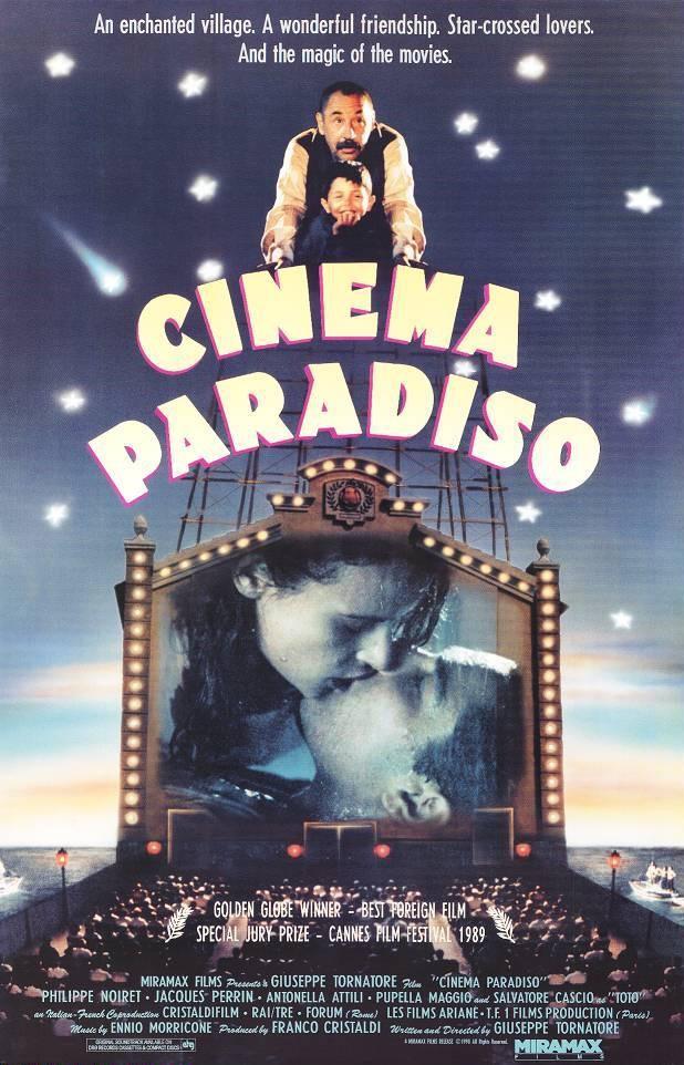 Descarga  Cinema Paradiso