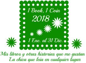 1 book, 1 coin