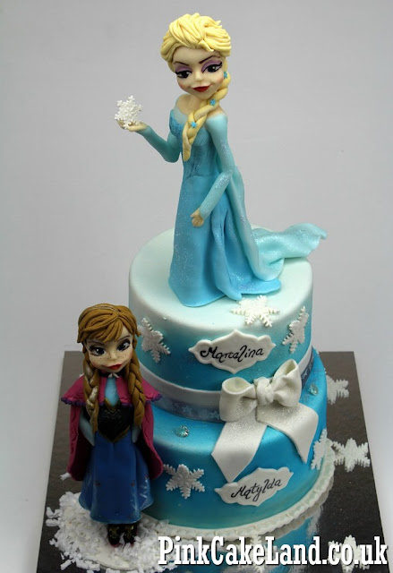 Frozen Birthday Cakes in London