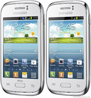 Full Specs of Samsung Galaxy Young S6310