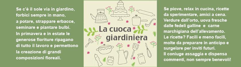 La cuoca giardiniera