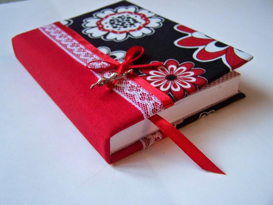 Обложка тканевая для ежедневника своими руками