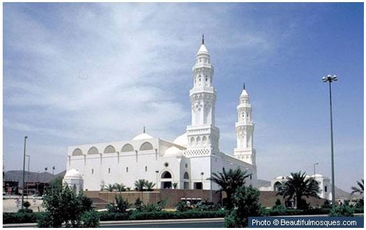 Masjid paling unik didunia