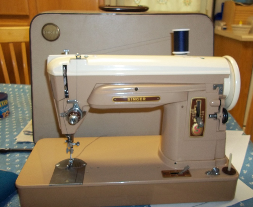 Thin Man Sewing My New Additions