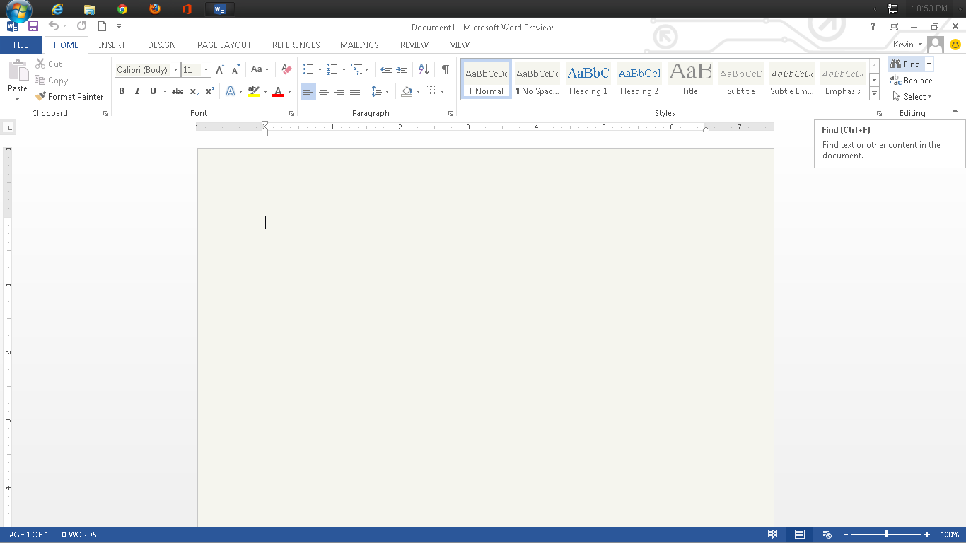 how to download microsoft word 2013 for free