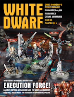 White Dwarf Weekly número 65 de abril