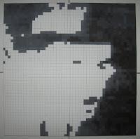 Fernando Pessoa: Pintura Quadrículas 7