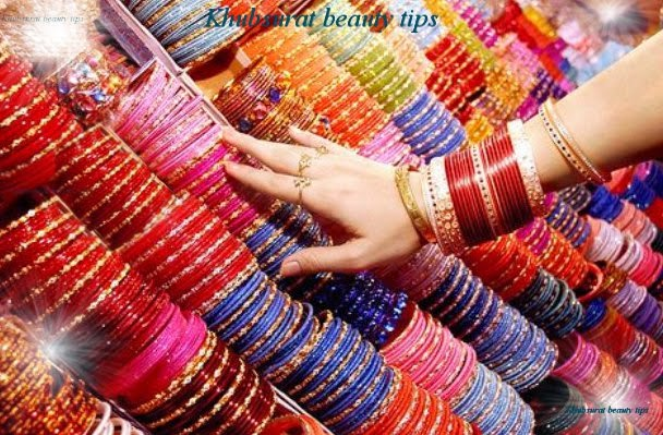 Latest beautiful bangles for Eid