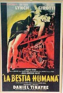 La bestia humana(los asesinos también mueren) | 1957 | La bestia humana (La Bête humaine)