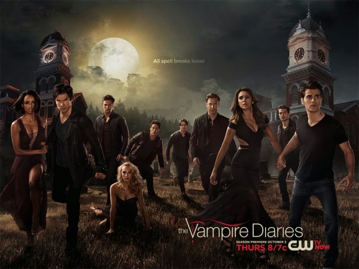 The Vampire Diaries - Season 6 - Promotional Poster *Updated HQ*
