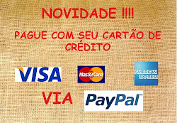 Pagamento com Cartão
