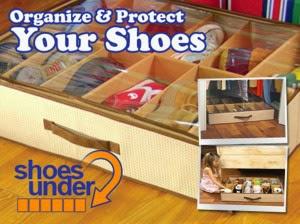 Grosir Shoes Under Organizer Murah Rak Sepatu Praktis Tanpa Perlu Mahal