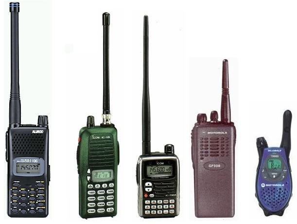 Handy Talky, atau sering disingkat HT adalah sejenis alat komunikasi ...