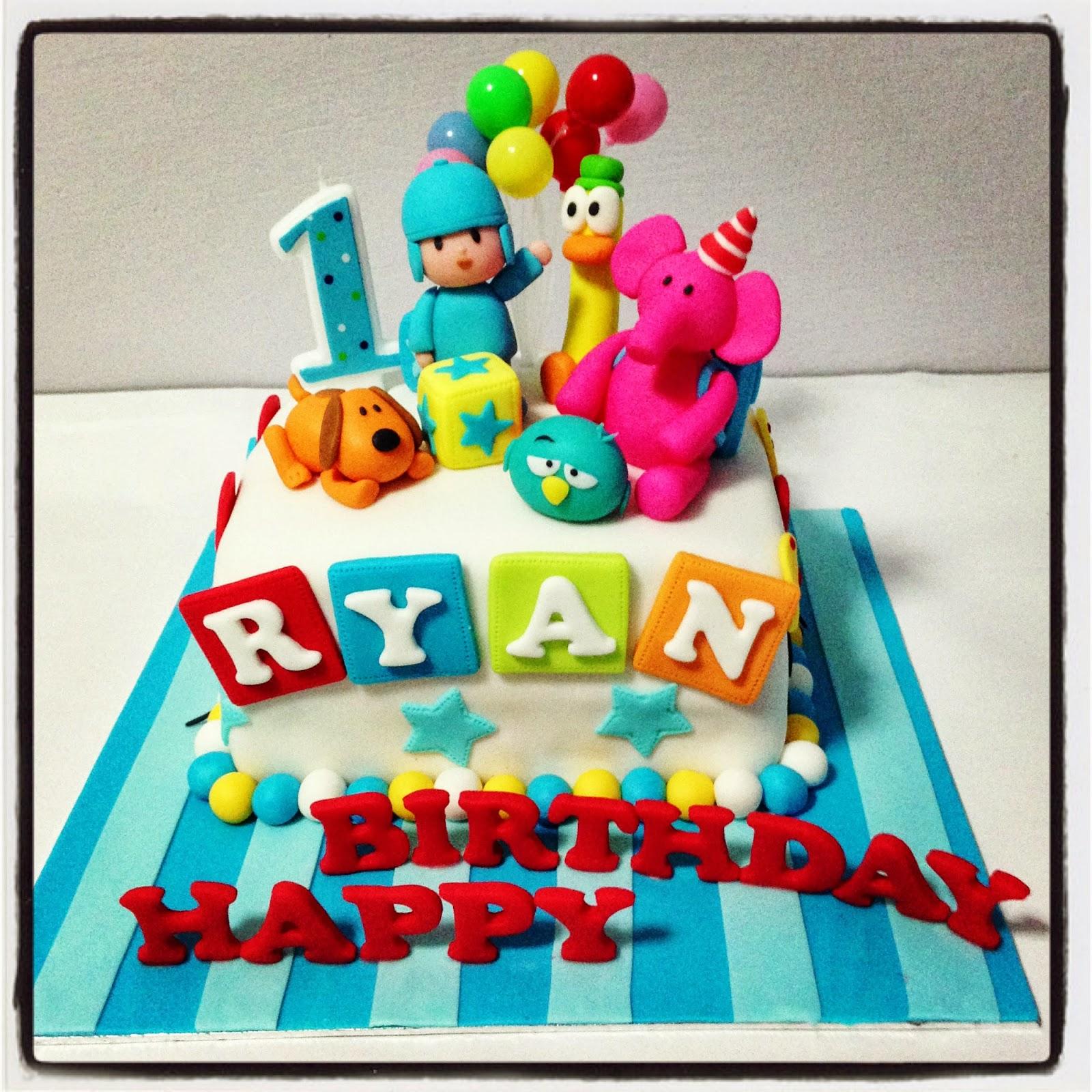 oven creations happy 1st birthday ryan
