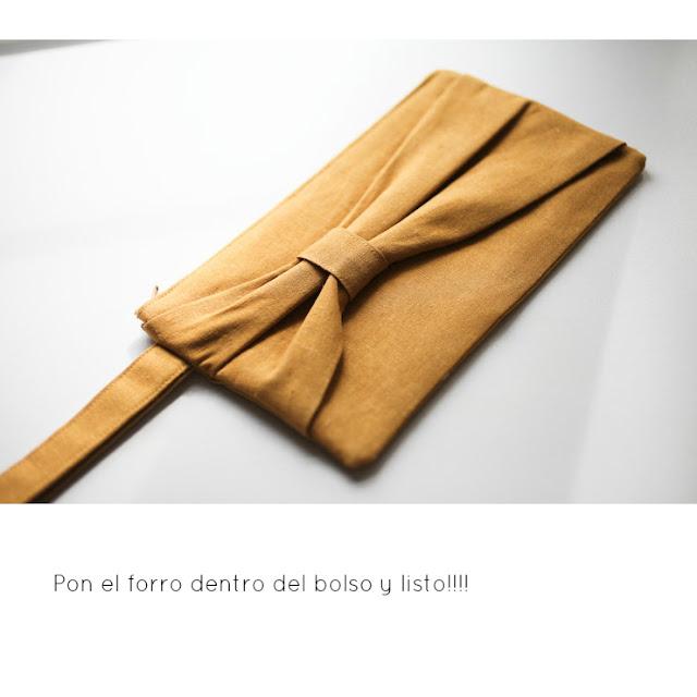 DIY: tutorial para hacer un bolso