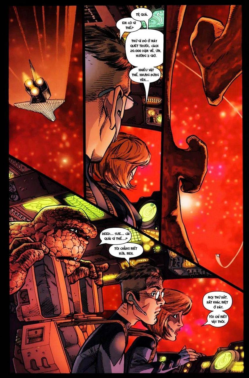 Ultimate Fantastic Four chap 15 - Trang 12